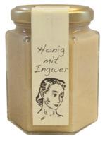 Honig mit Ingwer Rohrauer