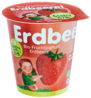 Fruchtjoghurt Erdbeer